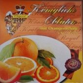 Královské Oplatky - Orangenschale - 1762