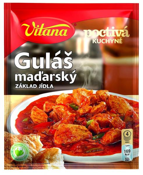 Gulás Madarský - Fertigmischung - ungarisches Gulasch - 1637