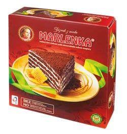 Marlenka - Honigtorte Kakao