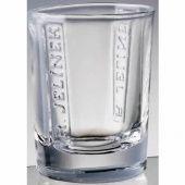 Jelinek Glas 4cl - Pflaumenform - 1477