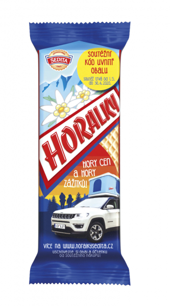 Sedita Horalky Erdnussgeschmack
