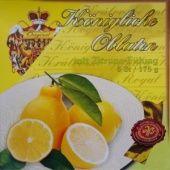 Královské Oplatky mit Zitronengeschmack