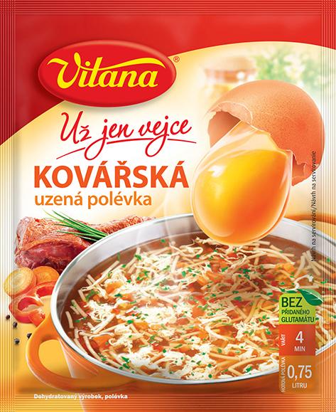 Už jen vejce Polévka kovářská - Eier - Schmiedesuppe