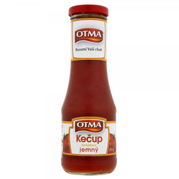 Otma Kečup jemný - milder Ketchup