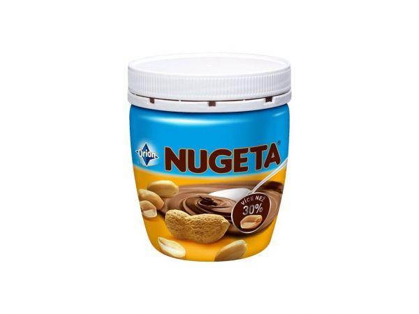 Nugeta arašídová pomazánka - Nugeta Erdnusscreme mit Kakao