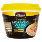 Moravský Vrabec s kapustou - Mährischer Spatz mit Kraut